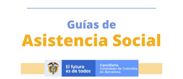 El Consulado de Colombia en Barcelona elaboró guías informativas de interés para colombianos residentes en Cataluña, Aragón y Andorra