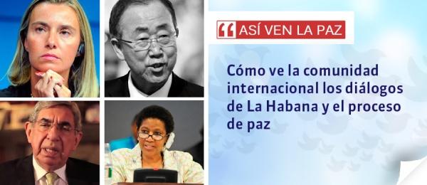 Diálogos de La Habana y el proceso de paz